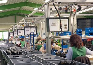 کارخانه ایبن اشتاک آلمان