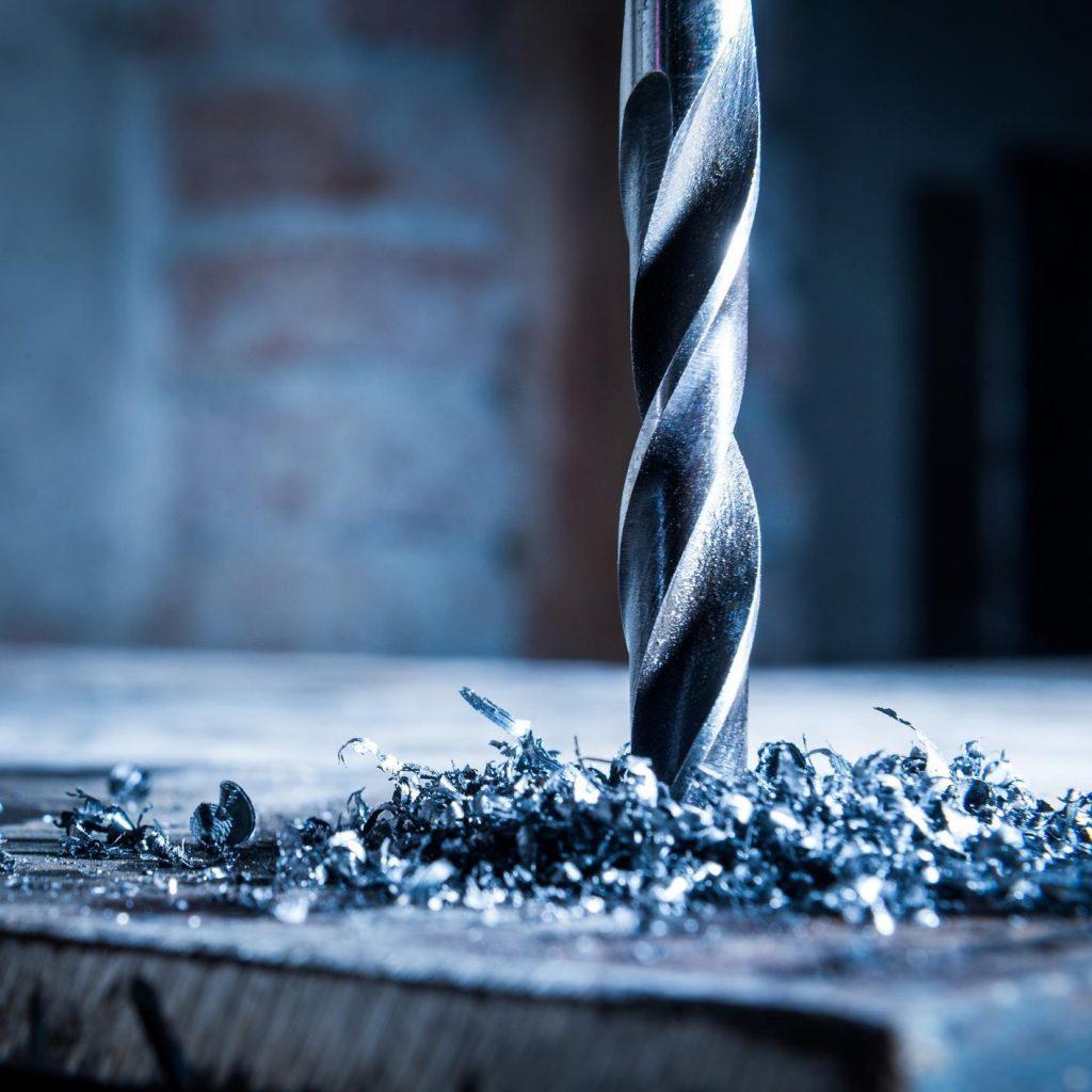 مته فولاد ضد زنگ